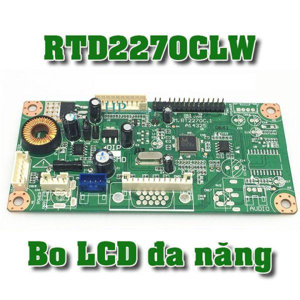 RTD2270CLW RTD2270 2270 Bo LCD đa năng