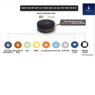 FPT Play Box S 2021 Mã T590 SMART HUB KẾT HỢP LOA THÔNG MINH LẦN ĐẦU TIÊN TRÊN THẾ GIỚI