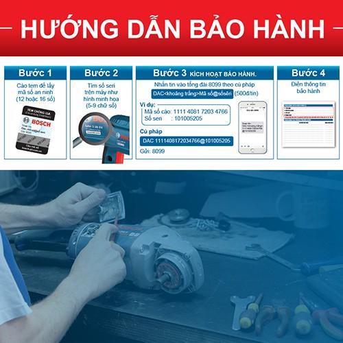 Bosch Máy khoan động lực Bosch GSB 13 RE SET 100 chi tiết