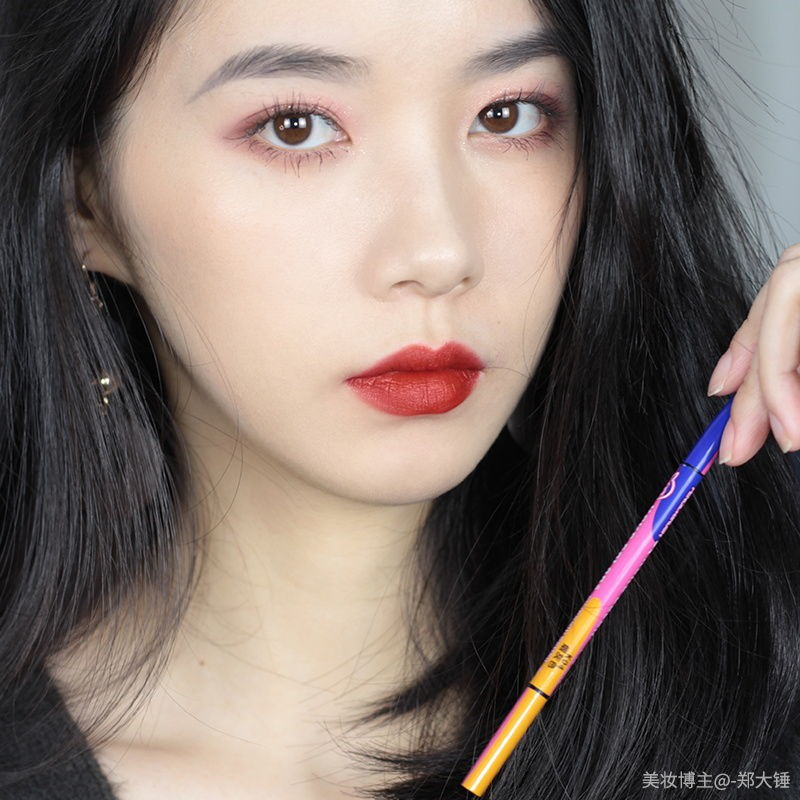 ☬✣♗Sarkozy carefully color eyebrow pencil easily draw the outline of camber lasting waterproof anti-perspiration natura