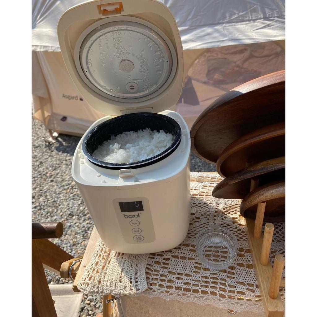 Nồi cơm điện mini Boral Korea 1.2L