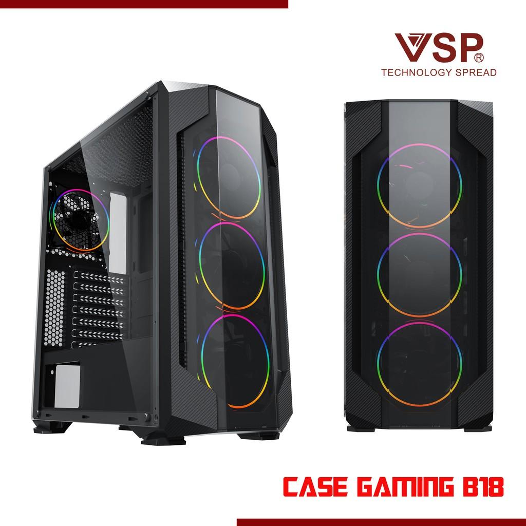 Vỏ Case Mới ] - Case VSP B18 - Kính Cường Lực Trong Suốt   Shopee ...