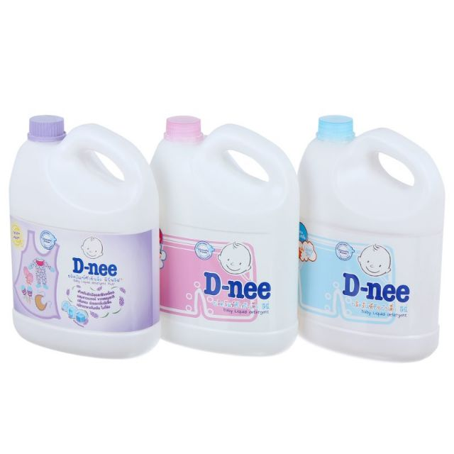 Nước giặt dnee 3l