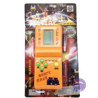 [Nhập TOYAPR10K giảm ngay 10K]Vỉ đồ chơi máy chơi game điện tử xếp gạch, xếp hình (kèm pin) – ĐỒ CHƠI CHỢ LỚN