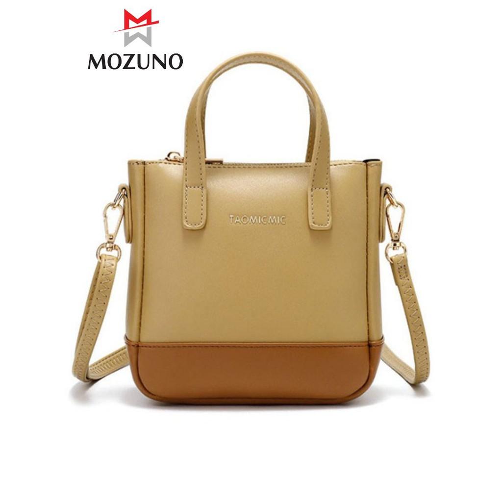 Túi Đeo Chéo Nữ Đẹp Chính Hãng TAOMICMIC Dáng Công Sở Phong Cách Trẻ Trung Đi Làm Đi Chơi TM23 - Mozuno