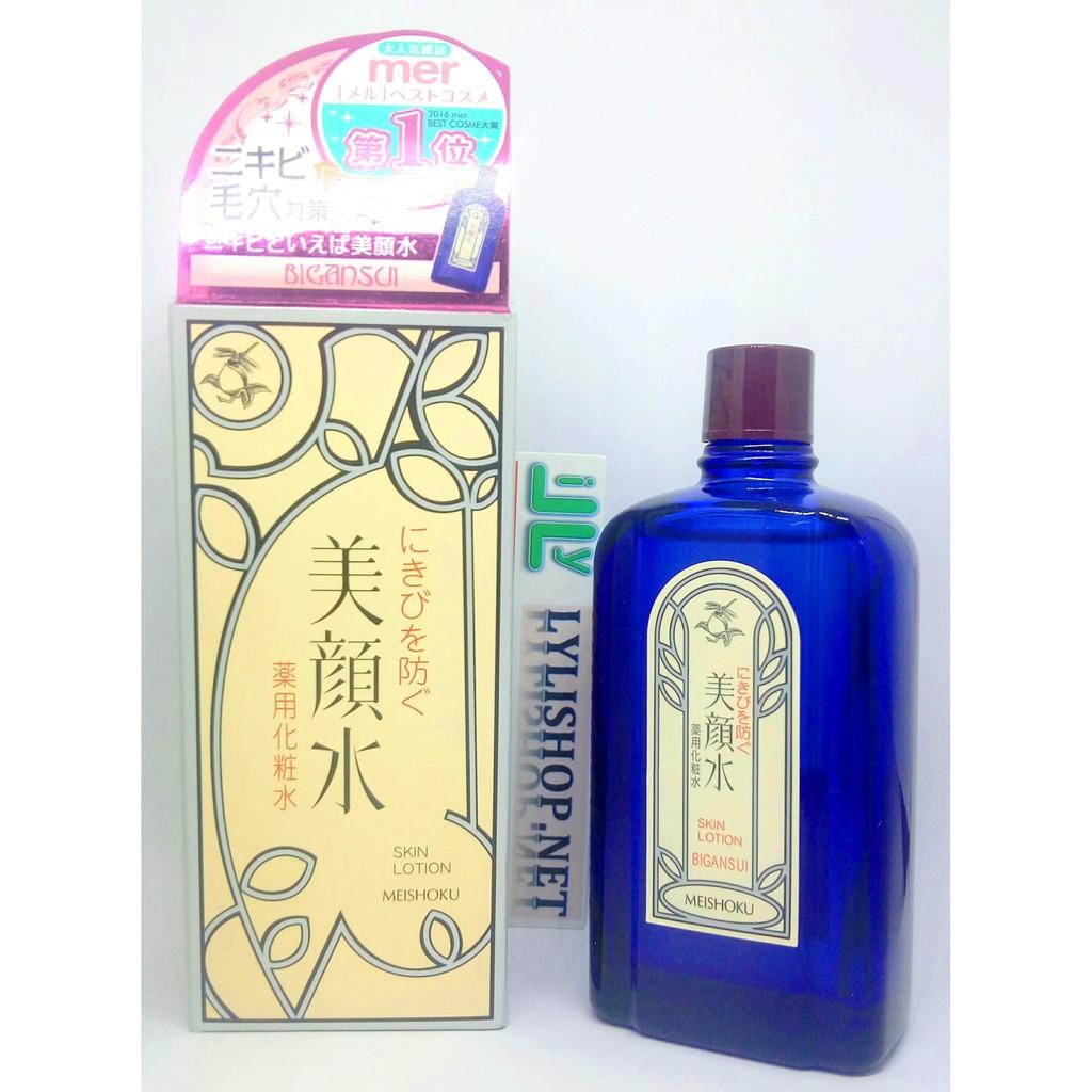 Nước hoa hồng trị mụn Meishoku Bigansui Medicated 80ml từ Nhật - 2933044 , 799717656 , 322_799717656 , 220000 , Nuoc-hoa-hong-tri-mun-Meishoku-Bigansui-Medicated-80ml-tu-Nhat-322_799717656 , shopee.vn , Nước hoa hồng trị mụn Meishoku Bigansui Medicated 80ml từ Nhật