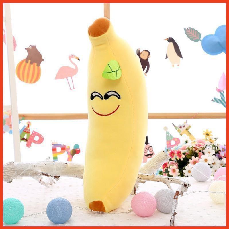 ( Nguyengiahan ) ( CC2016 ) Chuối Bông Banana Siêu Dễ Thương