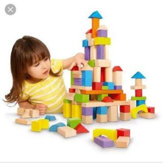 Giảm 50% cho Bộ đồ chơi gỗ thông minh cho bé