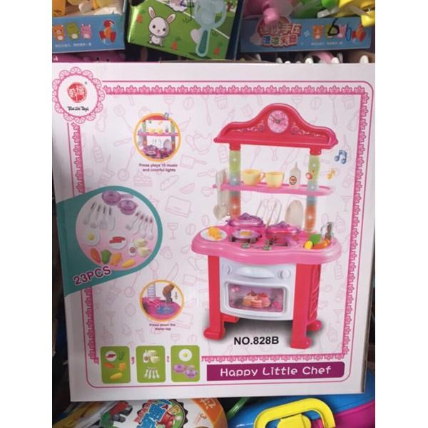 Bộ đồ chơi nhà bếp 828B 23 chi tiết