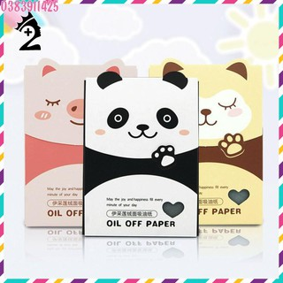 Giấy thấm dầu than hoạt tính Oil Off Paper TPP thumbnail