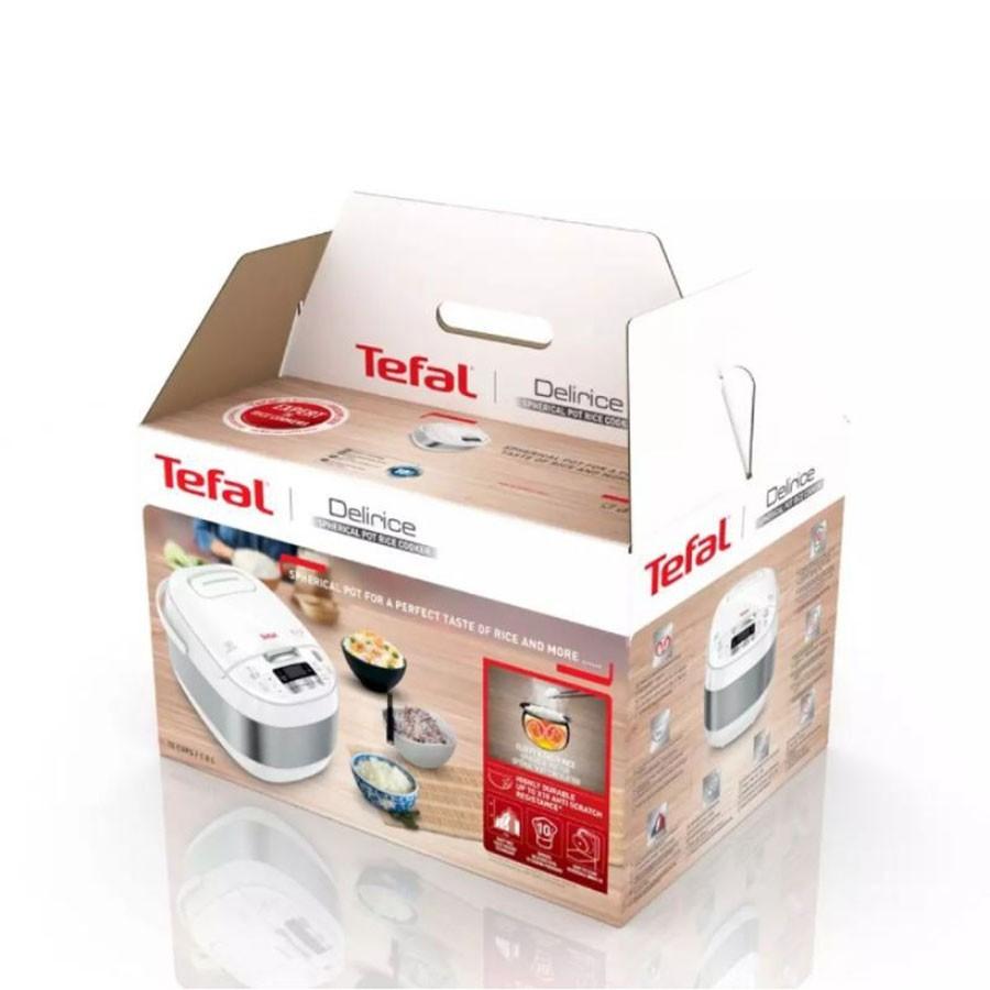Nồi cơm điện tử Tefal RK752168 1.8L 750W hàng chính hãng pháp -GD.tefal.NoiComRK752168