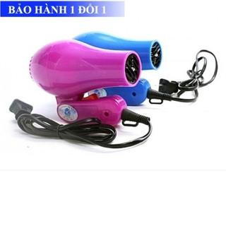Máy sấy tóc 1000v 2 chế độ nóng lạnh - máy sấy tốc GUANGMEI mini thumbnail