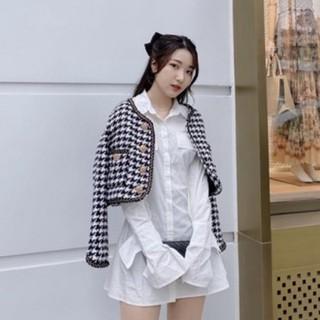 Áo khoác tweed