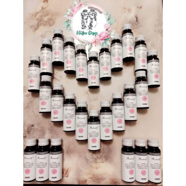 COLLAGEN ROSE BEAUTY  trắng da ngừa lão hóa điều hòa nội tiết tố