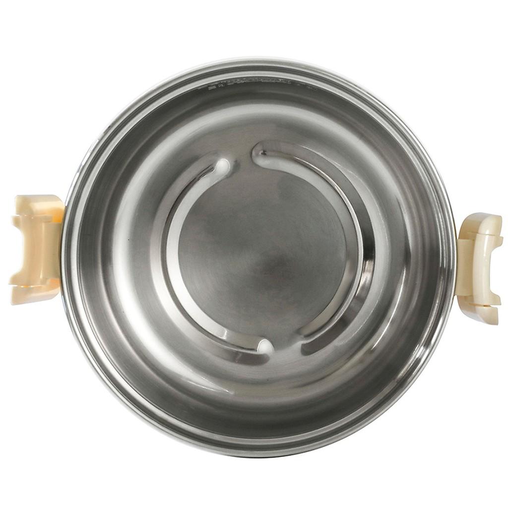 Hộp Cơm Điện Lock&Lock EJR226IVY 2Lít - Hàng Chính Hãng, Có Thể Nấu và Hâm Nóng Thức Ăn - bảo hành 12 tháng - JoyMall
