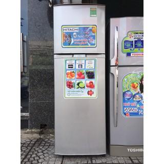 Tủ lạnh Hitachi 240 lít, ngăn kính cường lực