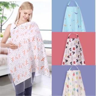 CHỌN MẪU khăn che bé bú khăn che bú cotton đồ dùng sau sinh đồ dùng hậu sản