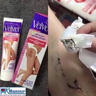 Kem tẩy lông Velvet xuất xứ Nga thumbnail