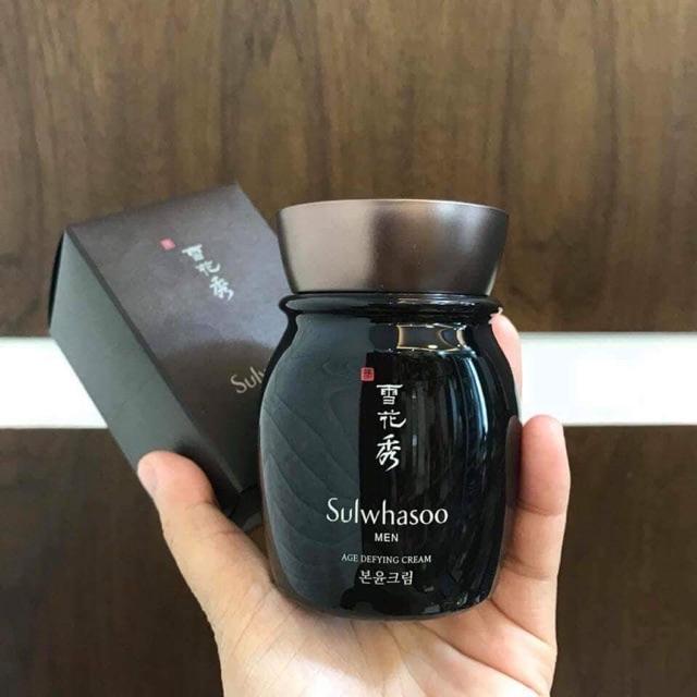 Kem Dưỡng Phục Hồi Da Sulwhasoo Energizing Cream For Men
