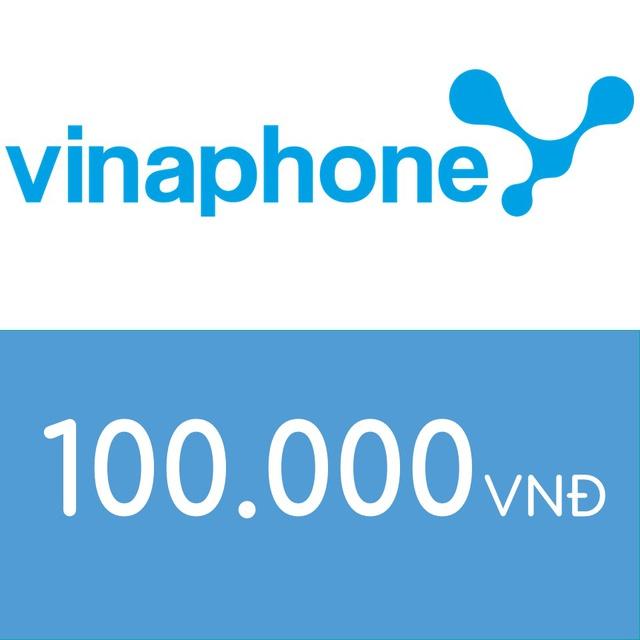 Mã thẻ điện thoại Vinaphone 100K