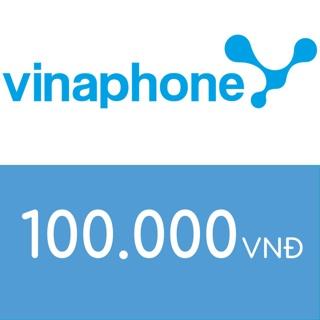 Hình ảnh Mã thẻ điện thoại Vinaphone 100K-0