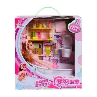 Bộ đồ chơi trẻ em công chúa