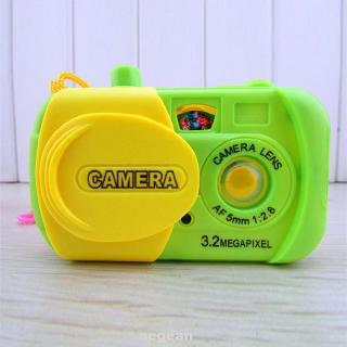 Educational Accessories Kid Gift Simulation Child Toy Cartoon Camera