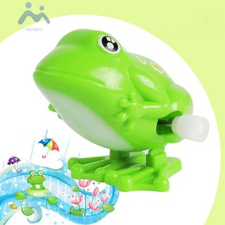 adp*☂Classic children toy chain jumping frog toys baby infant toys☃