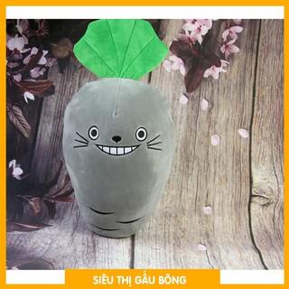 [THANH LÝ] Gấu bông lông mềm mịn Oenpe hình mèo xám đáng yêu