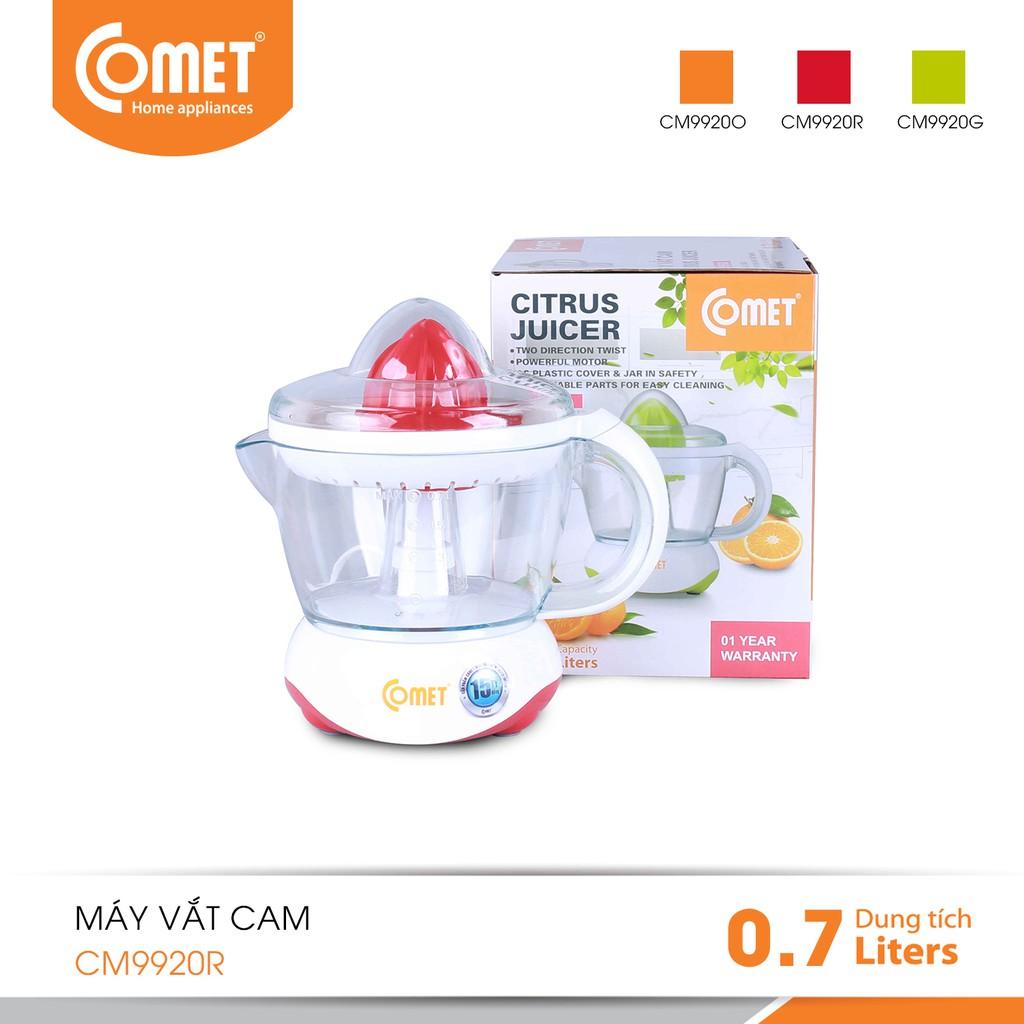 Máy vắt cam 0.7L COMET CM9920