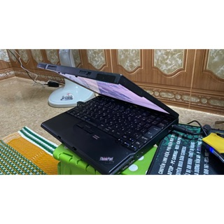 Laptop cũ ThinkPad T61 phím ngon nhỏ gọn