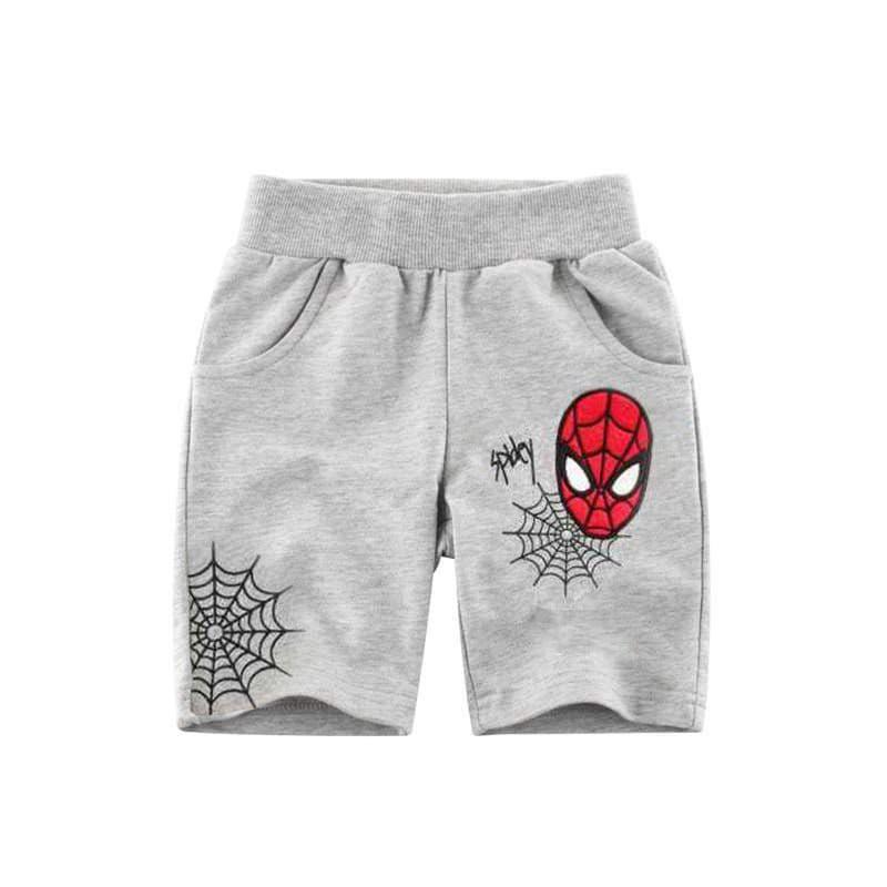 Quần đùi mẫu người nhện cho bé, chất vải thun cực đẹp