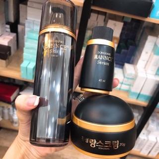 Bộ nám Dongsung 3 sản phẩm (toner-serum-cream) thumbnail