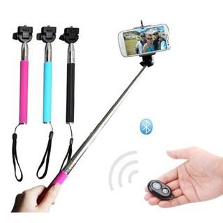 Remote Wireless Bluetooth điều khiển chụp hình tự sướng