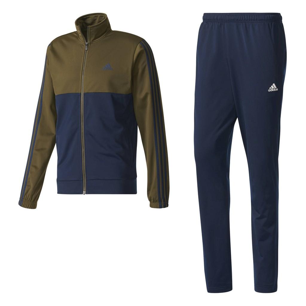 Bộ quần áo thể thao Adidas Back 2 Basics (chất nỉ)