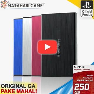 Ổ Cứng 250gb PS3 Cho Máy Chơi GAME PS3 thumbnail