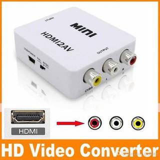 [Mã ELFLASH5 giảm 20K đơn 50K] Bộ Chuyển Đổi HDMI Sang AV - Adapter HDMI Sang AV