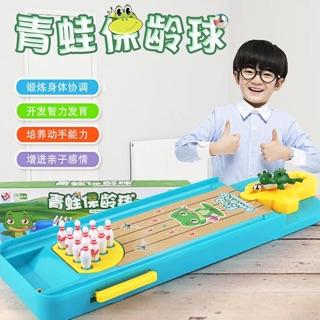 Bộ đô chơi Bowling ếch xanh