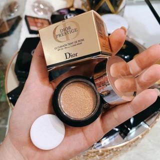 [ Mini ] Cushion Dior prestige Le Cushion Teint De Rose #010