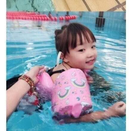 Phao bơi tay đi biển cho bé mẫu 2019