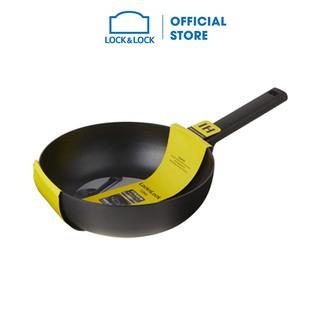 [Mã LIFEHL9 giảm 8% tối đa 100K đơn 250K] Chảo sâu lòng Soma Lock&Lock 26cm (Có thể dùng bếp từ) - đen - LMH1265IH thumbnail