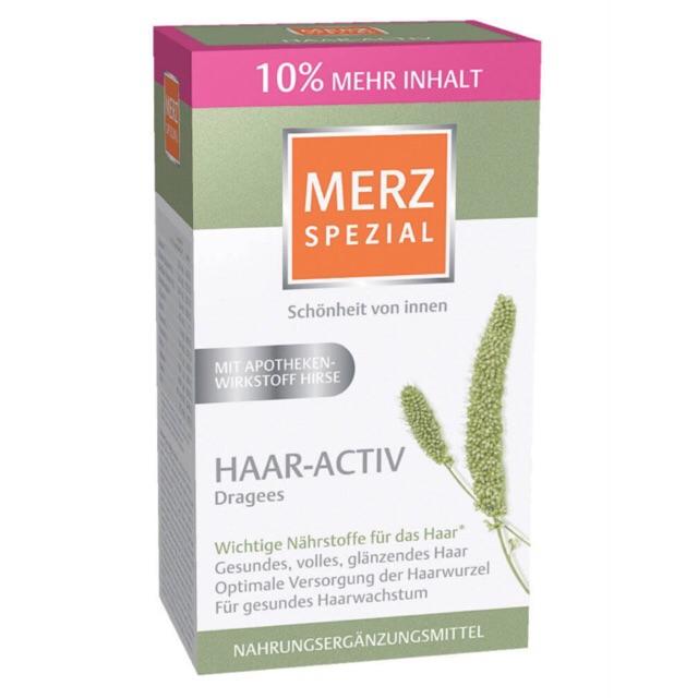 Viên uống Merz Spezial Harr-Activ Dragees giảm rụng tóc và kích thích mọc tóc - 2876243 , 318760768 , 322_318760768 , 650000 , Vien-uong-Merz-Spezial-Harr-Activ-Dragees-giam-rung-toc-va-kich-thich-moc-toc-322_318760768 , shopee.vn , Viên uống Merz Spezial Harr-Activ Dragees giảm rụng tóc và kích thích mọc tóc