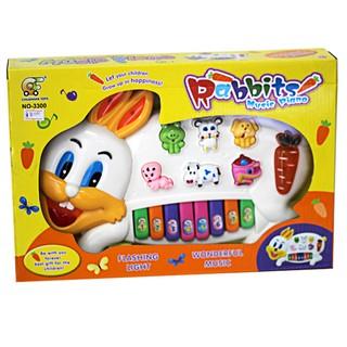 Đồ chơi bộ đàn hình con thỏ W051974