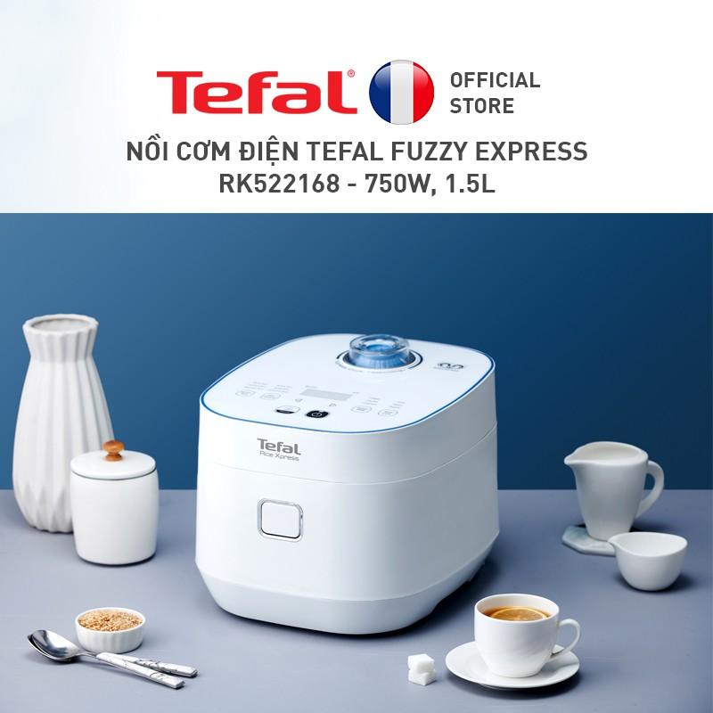Nồi cơm điện Tefal Fuzzy Express RK522168 – 750W, 1.5L