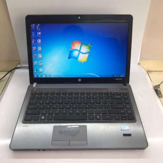Máy laptop HP ProBook 4430s Intel Core i3-2310M 2.1GHz, 2GB RAM, 320GB HDD, VGA Intel HD Graphics, 14 inch- Máy đẹp Giá chỉ 3.300.000₫