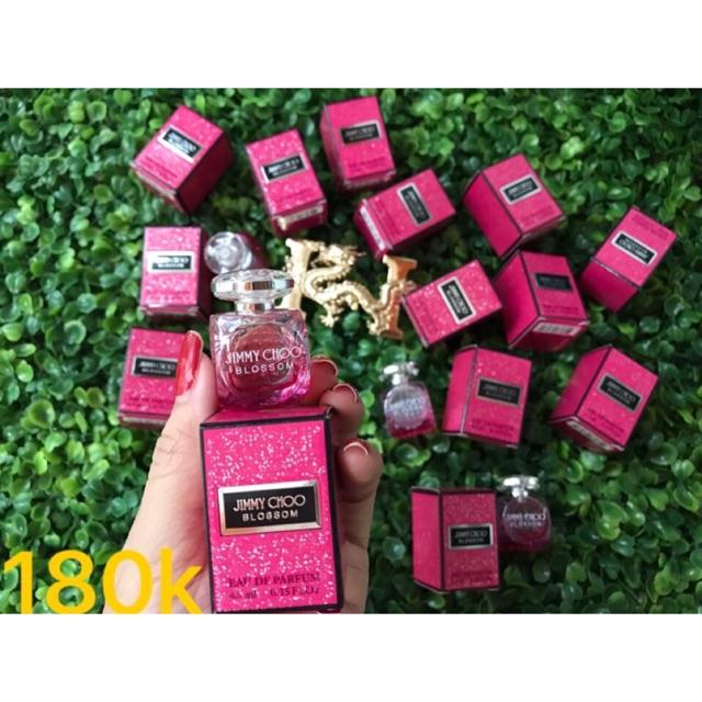 ?sale nước hoa mini 5ml nữ