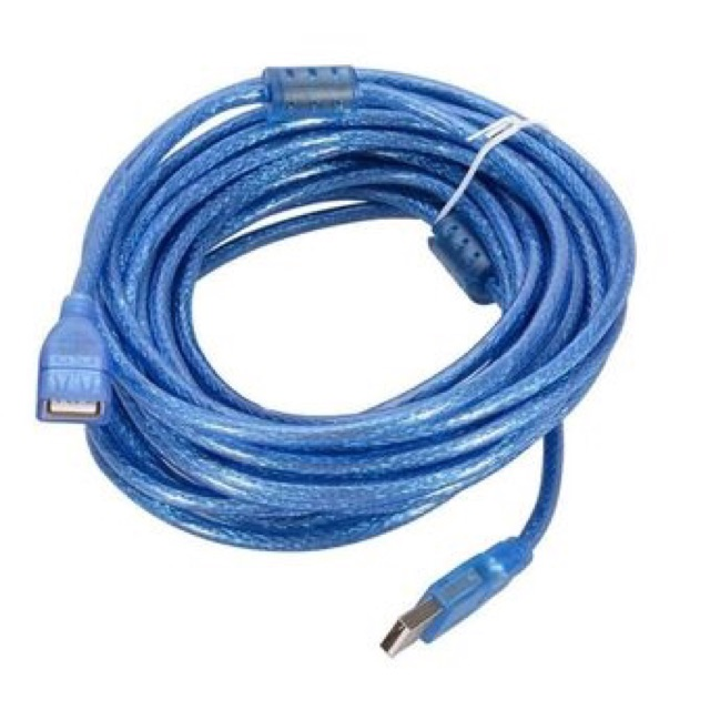 Usb nối dài 10m xanh chất lượng