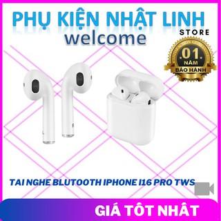 Tai Nghe Blutooth iphone I16 Pro TWS-Phụ Kiện Nhật Linh