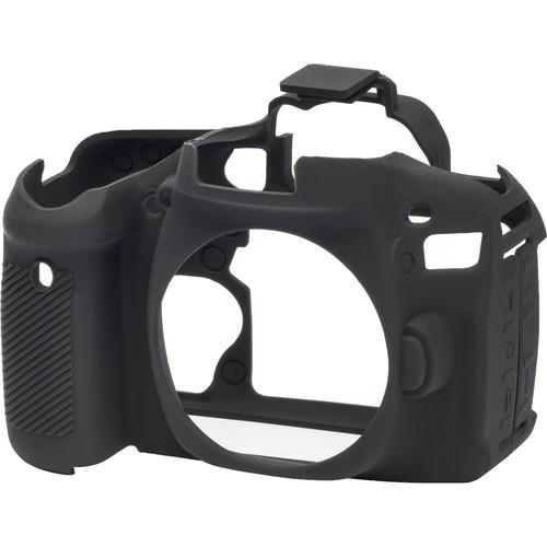 Bao Silicon bảo vệ máy ảnh Easy cover cho Canon 80D