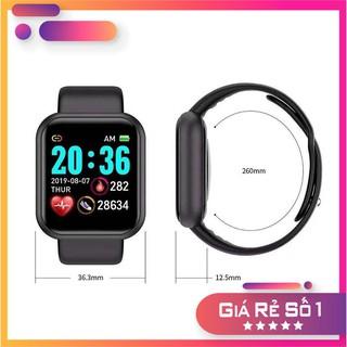 [QUÀ TẶNG +FREE SHIP] Đồng hồ thông minh Y68 chông nước kết nối Bluetooth